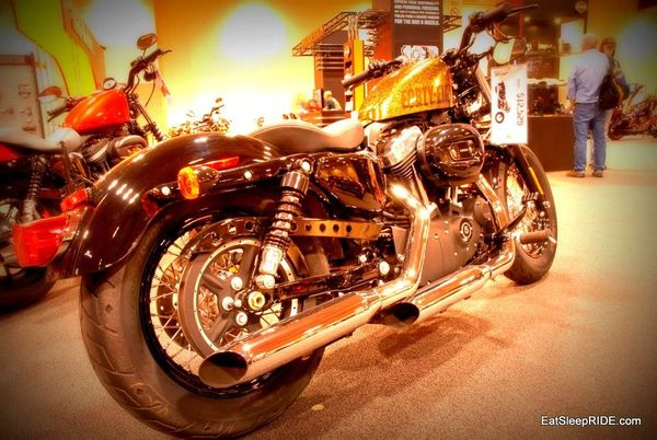 2013 Harley Forty-Eight