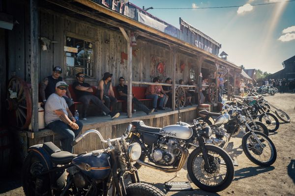 Freedom Machine Vintage Custom and Antique Motorcycle Show 2016
