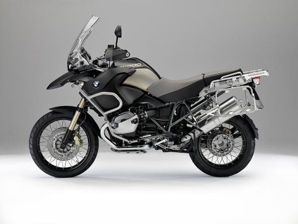 BMW R 1200 GS Adventure - right side view
