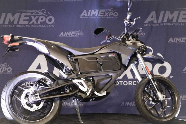 Zero Motorcycles - Two new at AIMExpo