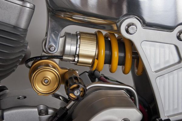 Arch KR GT-1 shocks