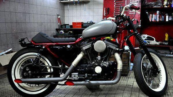 Blitz Motorcycle Maintenance