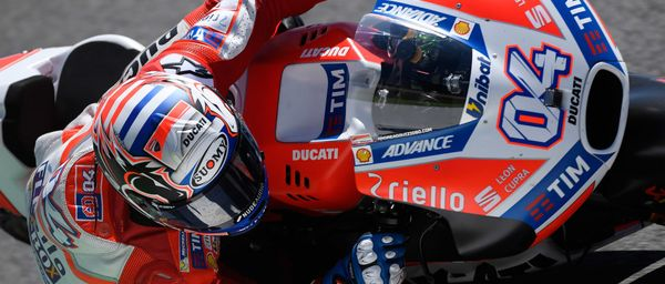 Dovi genuinely put on a brilliant display of consistent riding and proper tire-wear management