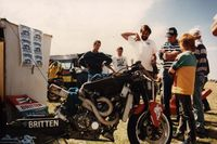 From the Archives. Britten V1000