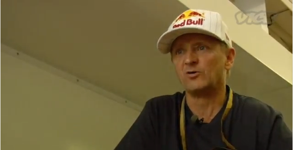 Kevin Schwantz talks red bull rookies