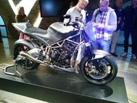 Spirit Motorcycle's Digital Pit Crew