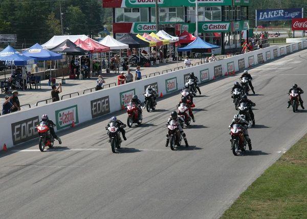 Race #10, CBR250R CSBK 2012