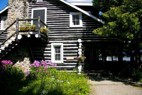 Domain of Killien - The lodge