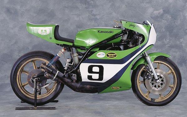 1976 Kawasaki 750 KR