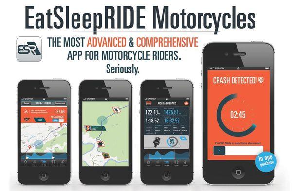 It's For The Motorcycle Riders | Blogpost | EatSleepRIDE