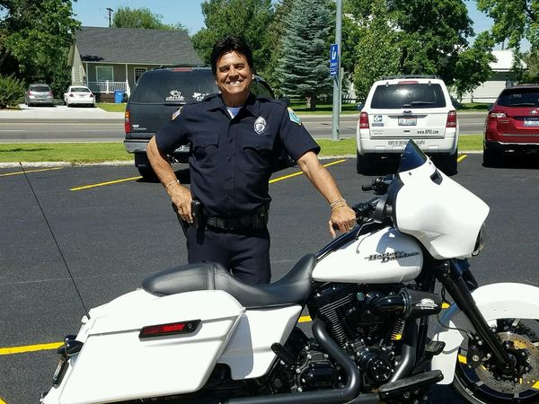 Erik Estrada Back on Patrol
