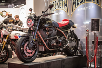 2017 Hesketh Sonnet Cafe Racer