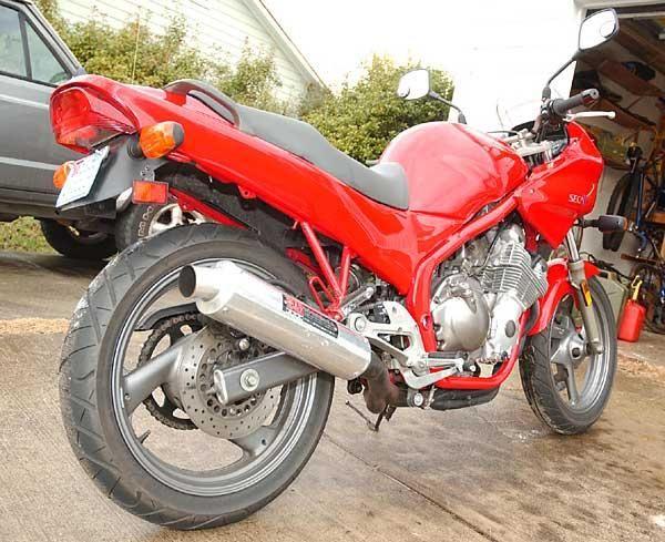 1991 Yamaha Seca II