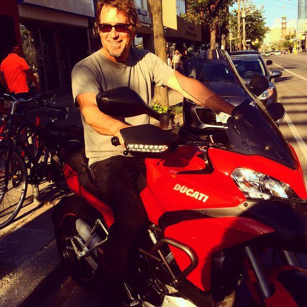 2014DucatiMultiStrada1 2014DucatiMultiStrada3 #2015DucatiMulti #DucatiChampersTest #DucatiDeflowering