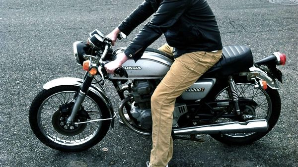 Honda CB 200T
