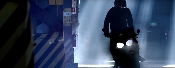 Triumph Releases Teaser for New Street Triple