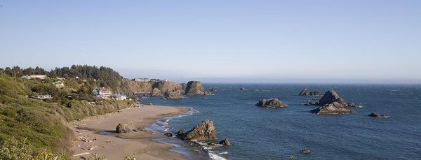 Brookings, Oregon - Chetco Point