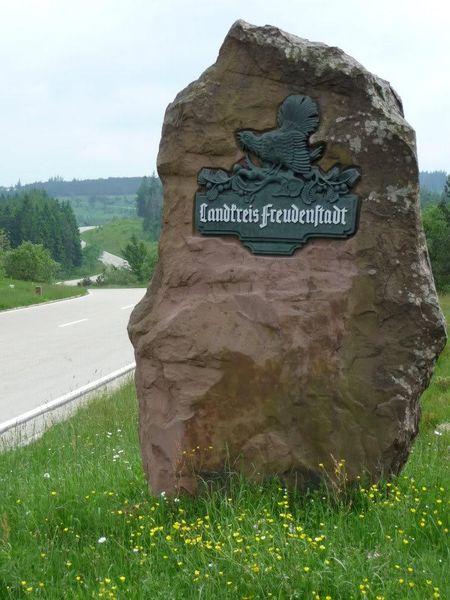 Freudenstadt Sign