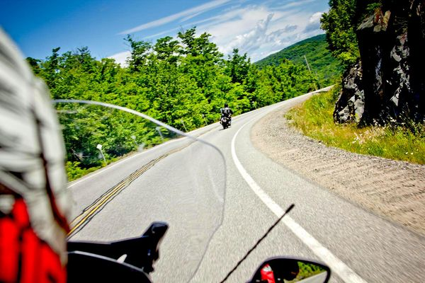Safety Tips for Riding a Motorcycle