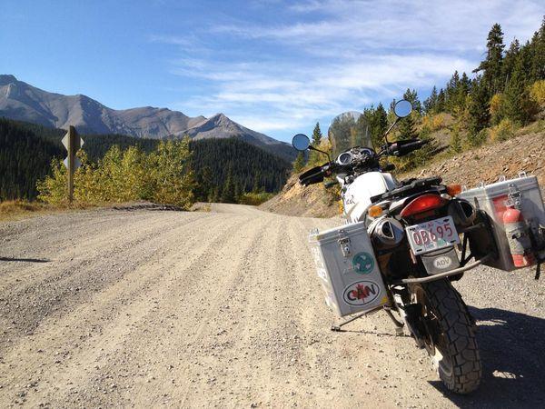 Powderface Trail, Alberta