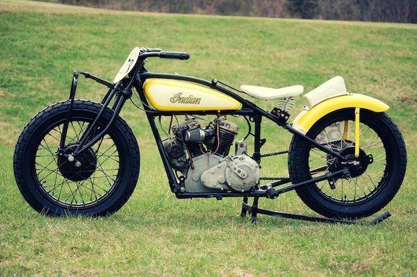 1931 Indian 101 Scout 750cc
