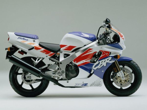 The original Fireblade - Still a dream of mine