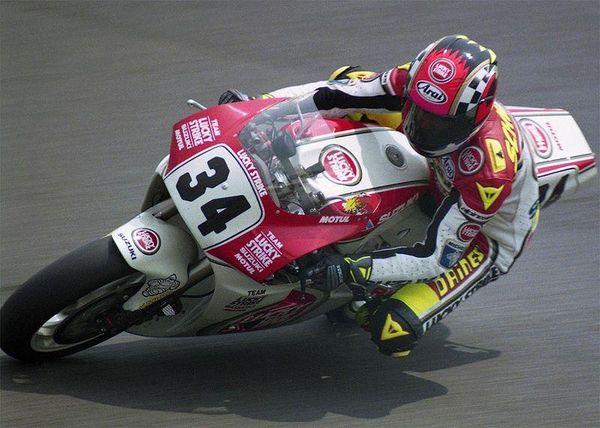 Kevin Schwantz 1993 Japan MotoGP