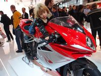 Every kid needs an MV Agusta F4 R - yours for only 18.000 €