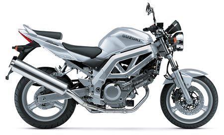 2003 Sv650