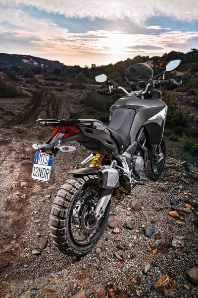 Ducati Scrambler Sixty Wheelie
