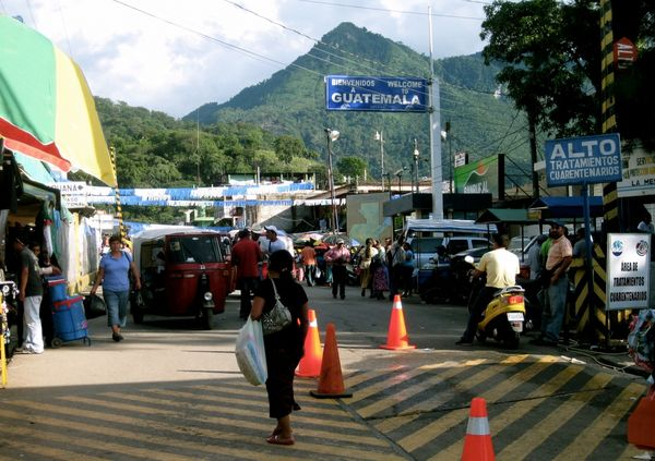 Guatemala Border Town was harrowing
