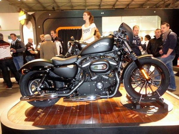 XL 883N Iron 883 Special Edition