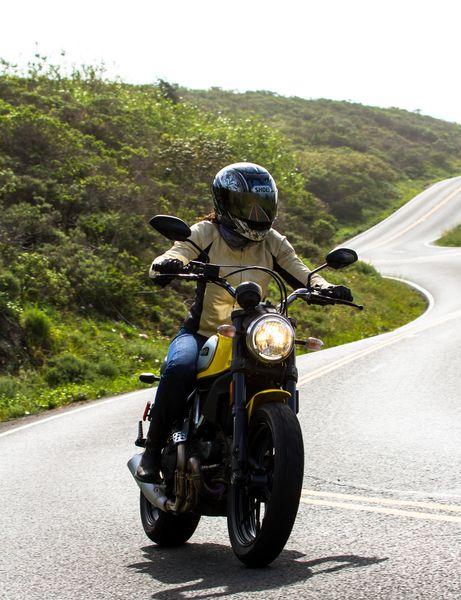 Ducati Scrambler 2015 media ride