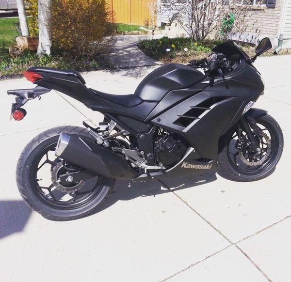 Kawasaki Ninja 300 купить спб #10