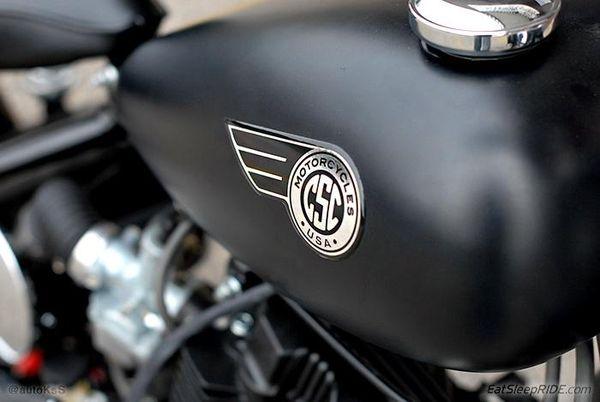 CSC Motorcycles logo