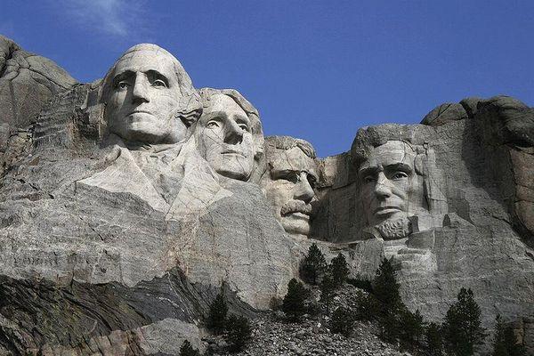 Mount Rushmore Monument, South Dakota