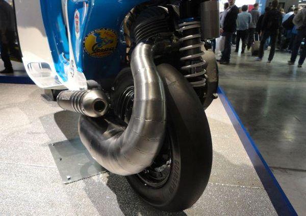 High Performance Exhaust and Racing Slicks