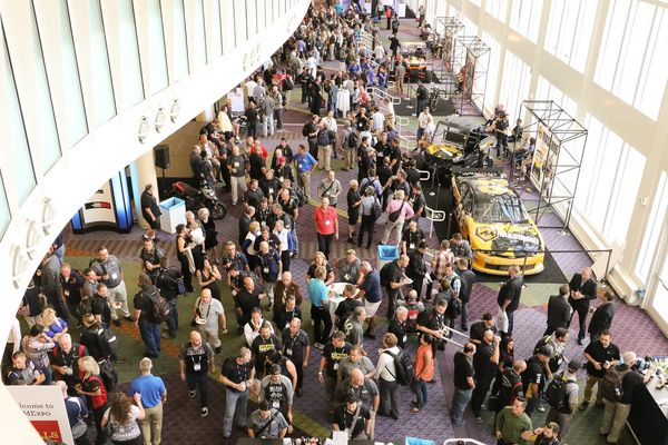 Industry gathered at AIMExpo