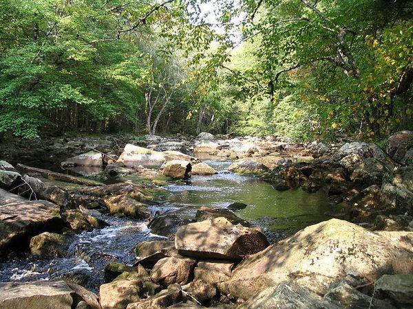 Little River, Kejimkujik National Park