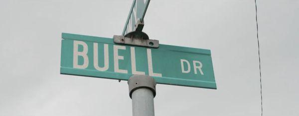 Legend Erik Buell gets a street sign. Eric Ristau for EatSleepRIDE