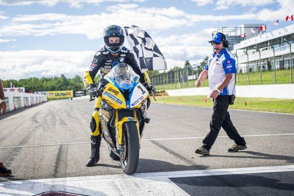Superbike Champion Jordan Szoke Jordan Szoke will be attending the Motorcycle SPRINGSHOW