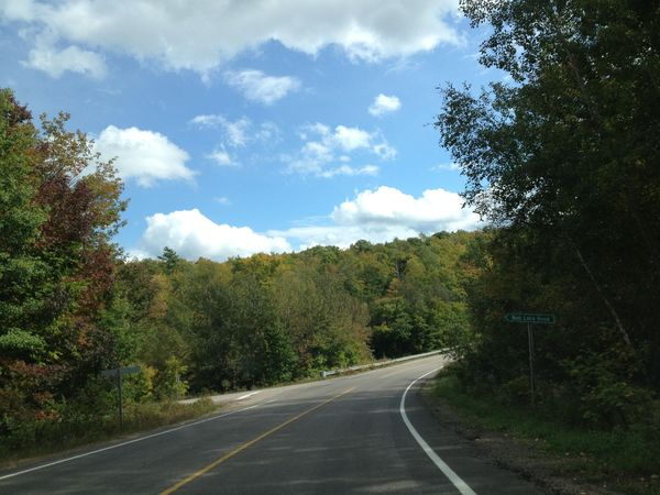 5. County Road 2 - Minden to Moore Falls, Ontario