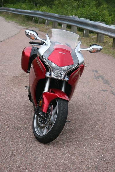Honda VFR 1200 - review 4