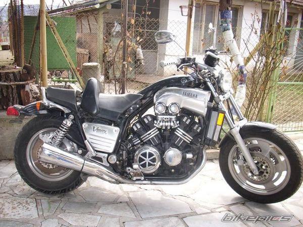 1991 Yamaha 1200 V-max | Bike | EatSleepRIDE