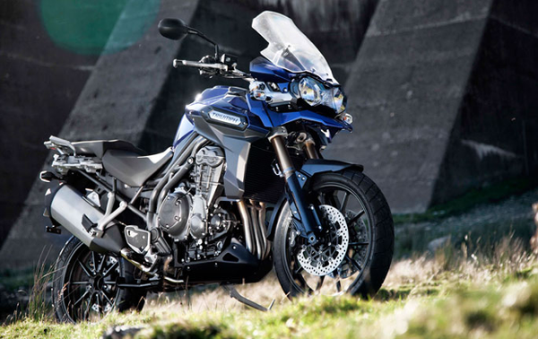 Triumph's new Tiger 1200 Explorer -- yet another reason to stop making fun of British engineering
