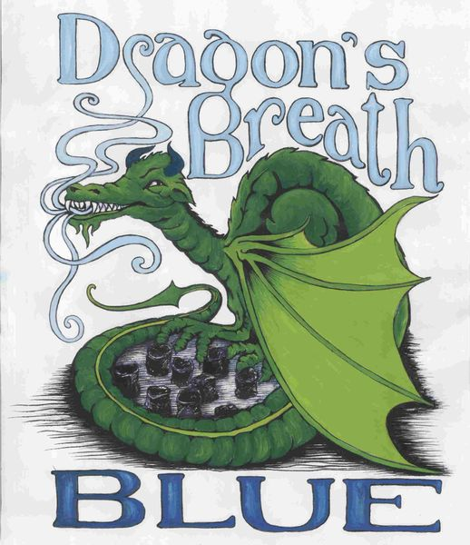 Dragon's Breath Blue Cheese, That Dutchman's Farm, Upper Economy, Nova Scotia