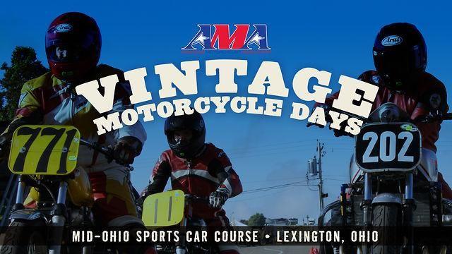 mid ohio vintage motorcycle days swap meet