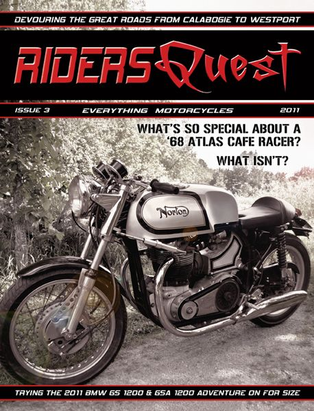 Our newes cover Issue #3