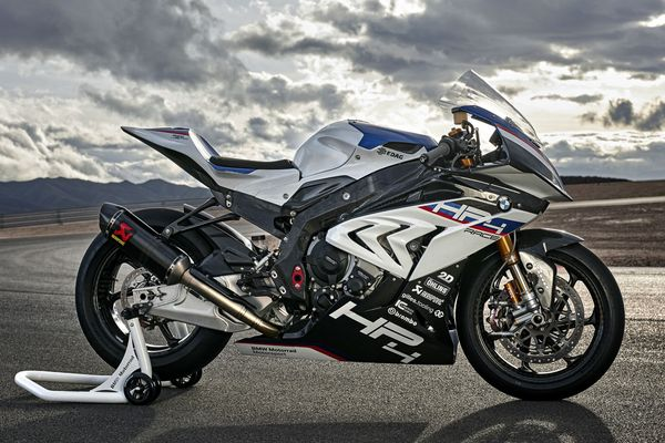 BMW's HP4 Race
