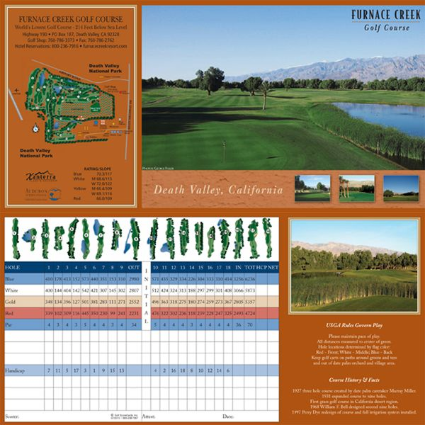 Photo Credit: Furnace Creek Golf Course - http://esr.cc/KRxEQK